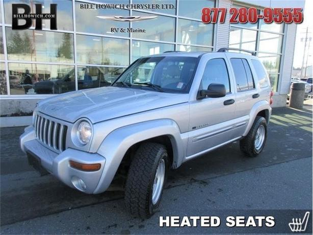 2003 Jeep Liberty Limited - Air - Tilt - Cruise