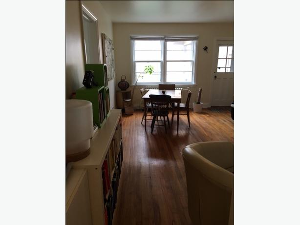 GLEBE, large, 2 bedroom apartment for rent May 1/18 on 2nd floor