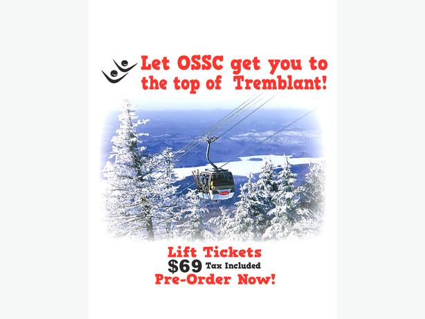 Spring Skiing DISCOUNT TREMBLANT LIFT PASSES - No Blackout Dates!