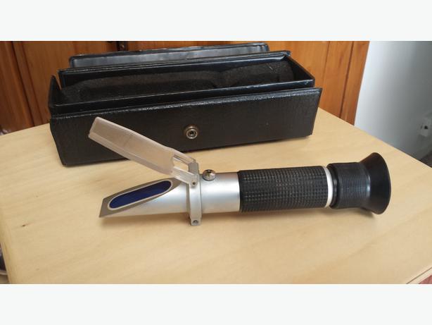 Chasebrand portable refractometer