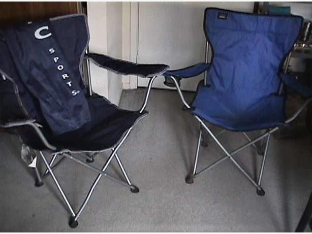 MAC SPORT CAMPING CHAIRS