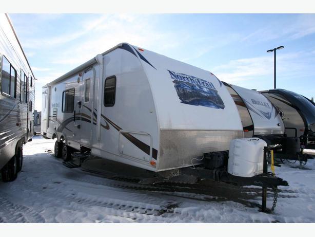 2013 Heartland North Trail 28BRS - 1807U