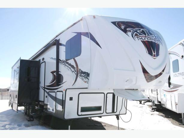 2014 Forest River Xlr 386X12HP - 1805X