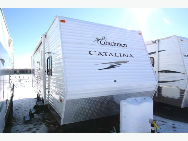 2011 Coachmen Catalina 27BH - 1806X