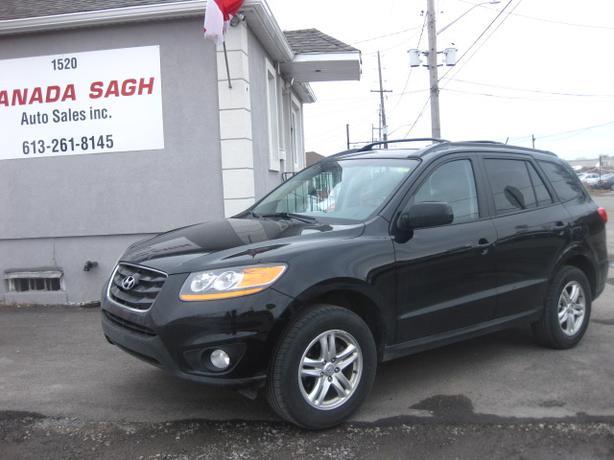 2011 Hyundai Santa Fe EXTRA CLEAN, 12M.WRTY+SAFETY $9490