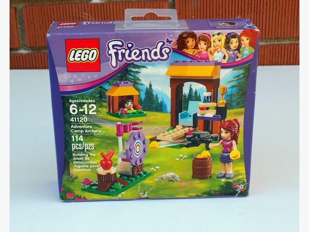 Lego Friends Adventure Camp Archery  # 41120
