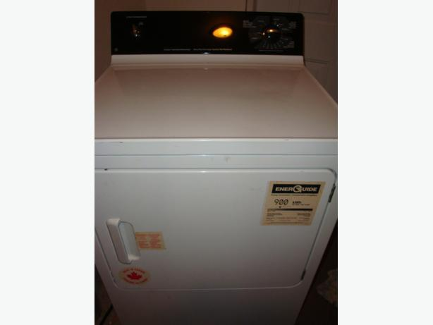GE extra large capacity dryer