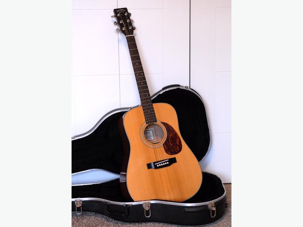 Sigma DM-18 by Martin Acoustic Guitar