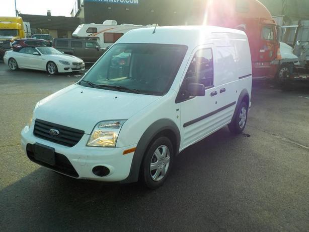 2011 Ford Transit Connect XLT Cargo Van