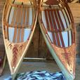 Beautifully Hand Crafted Skin-On-Frame Solo Boats