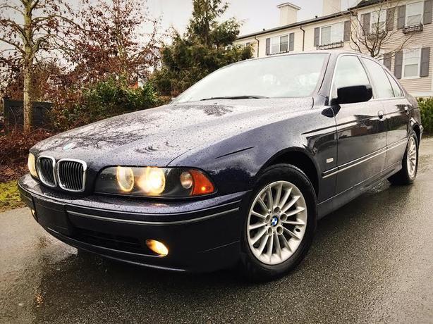 2001 BMW 540iA