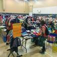 Saturday april 7th-Big children stuff sale (0-12 years old)-9h30 to 1h