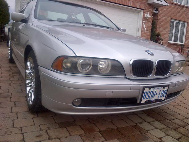 2003 SILVER BMW 530i 6 CYL CERTIFIED E TESTED TAX INCL!! $6,900.00
