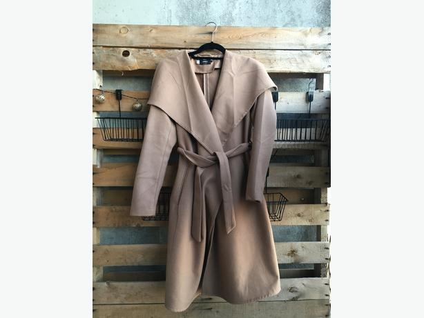 Tan Fall Coat
