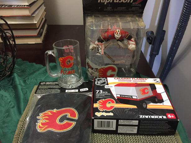 Calgary Flames stuff