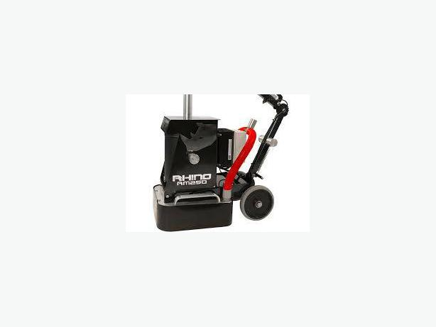 NEWGRIND RM250 Floor Grinder and accessories for Sale