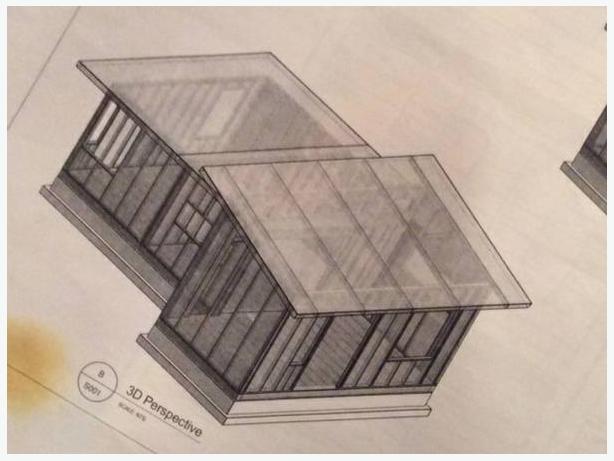 Modularv,mobile,lane way ,home,house,cabin - $7500 (Burnaby)