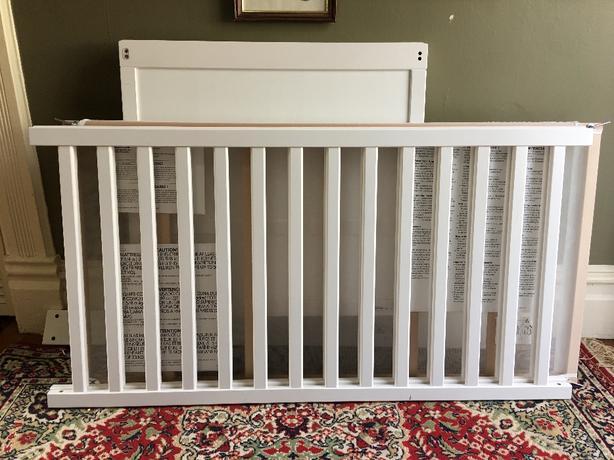 Ikea Sundvik crib. Excellent condition.