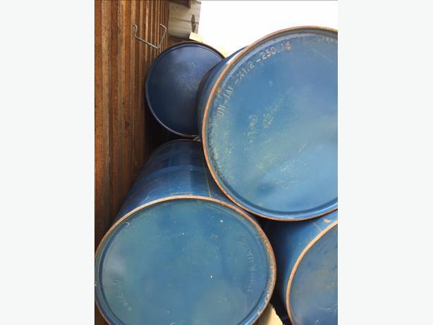 Used Honey Drums