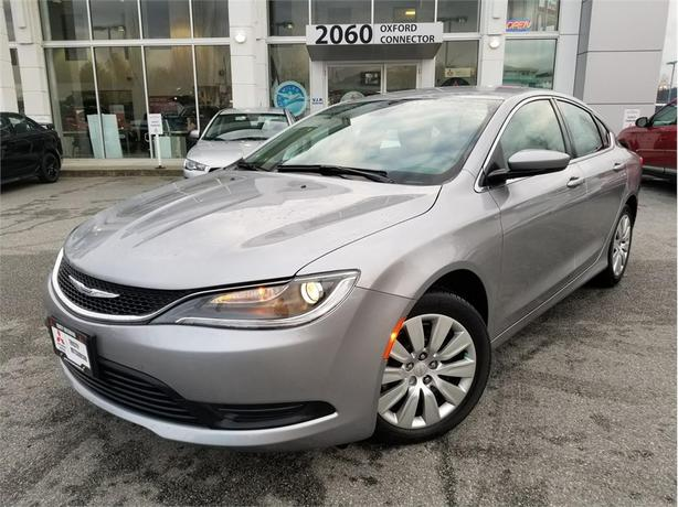 2017 Chrysler 200 LX BLUETOOTH, A/C LOW KILOMETERS