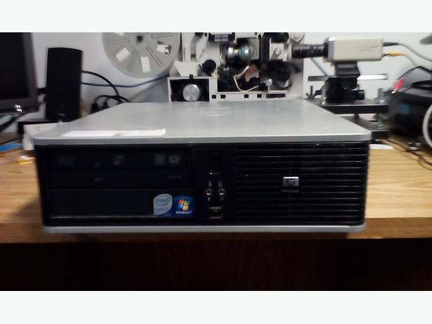 HP Compaq DC 7900 Core 2 Duo 4 Go of Ram Win7 Eng