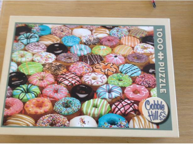 Cobble Hill Jigsaw Puzzle