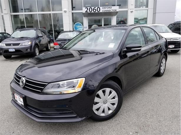 2016 Volkswagen Jetta TRENDLINE TSI WITH HEATED SEATS, BACK UP CAM