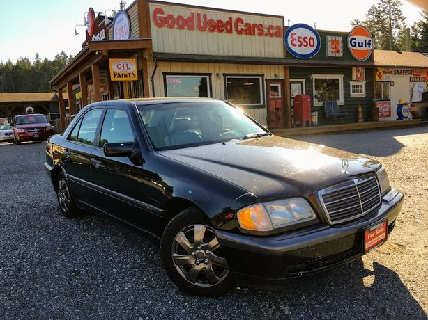1998 Mercedes Benz C230 - German Built! Value Priced!