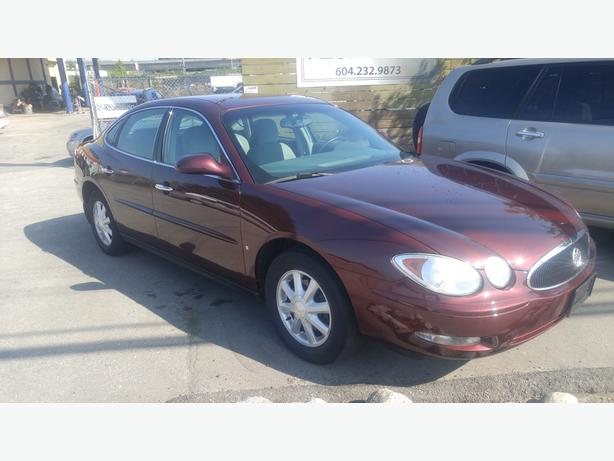 2006 Buick Allure CX -LOW KMs -with 6 Month Driver's Shield Warranty