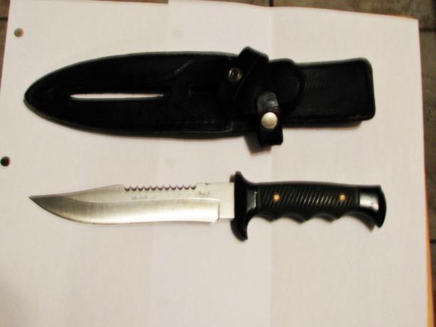 Vintage Muela Fury Hunting Knife