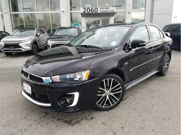 2016 Mitsubishi Lancer GTS HEATED SEATS, BLUETOOTH, SUNROOF