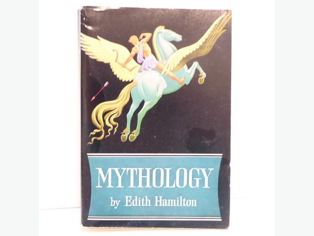 """MYTHOLODY"" BOOK by EDITH HAMILTON"