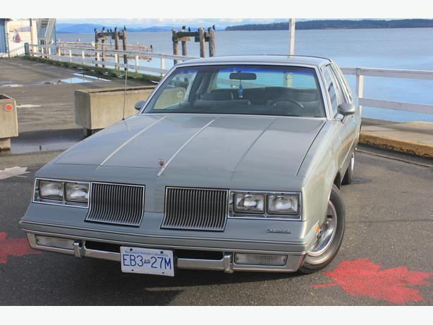OBO: 1984 Oldsmobile Cutlass Supreme Brougham