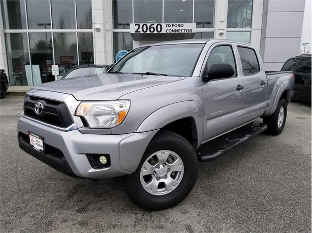 2014 Toyota Tacoma TRD 4X4 DOUBLE CAB WITH BACK UP CAM