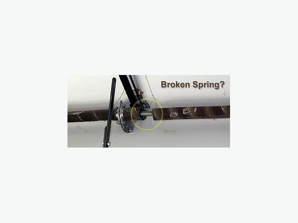 Ottawa's Garage Door Repairs & Installations - 613.898.6865