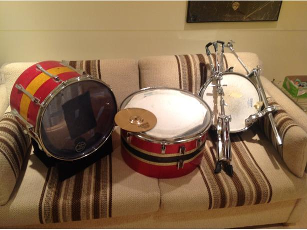 Various Drums for Sale