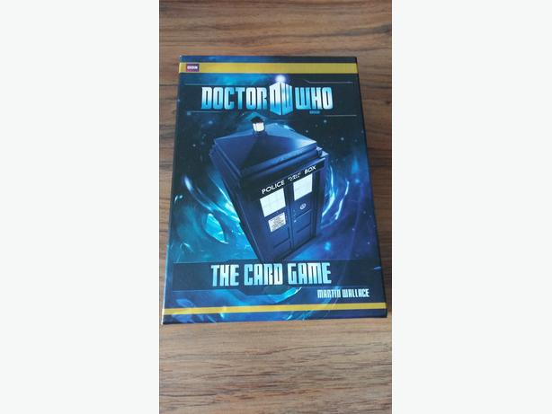 Dr. Who Card Game