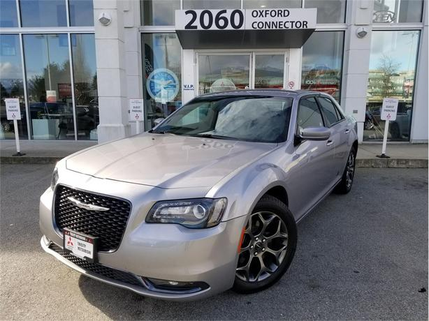 2017 Chrysler 300 ALL WHEEL DRIVE, HEATED LEATHER SEATS