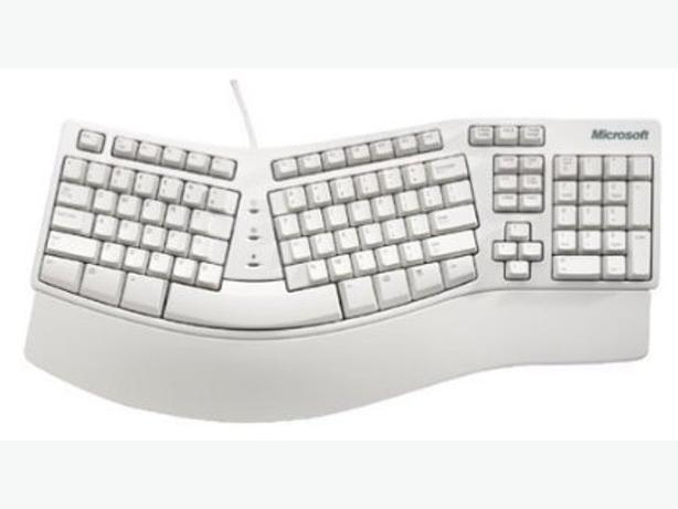 Microsoft Ergonomic Natural Keyboard
