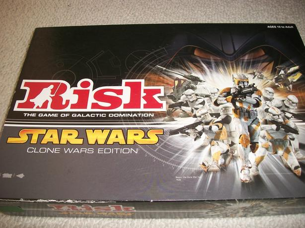 Star Wars Risk Game