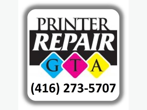 Canon Scanner and Printer Service Repair