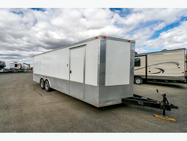 2013 Hurricane Cargo 8x24 Car Hauler - 17112X