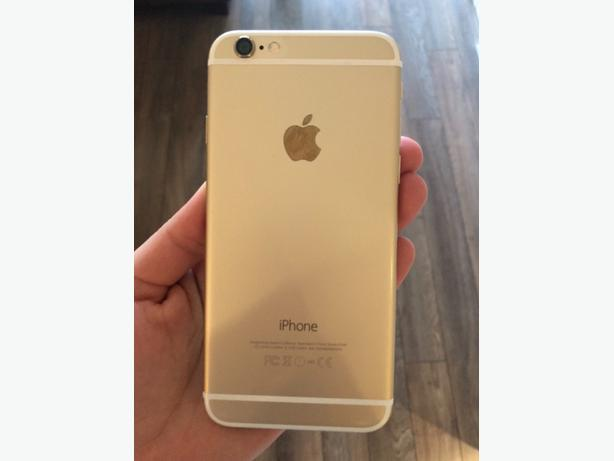 Gold unlocked iPhone 6
