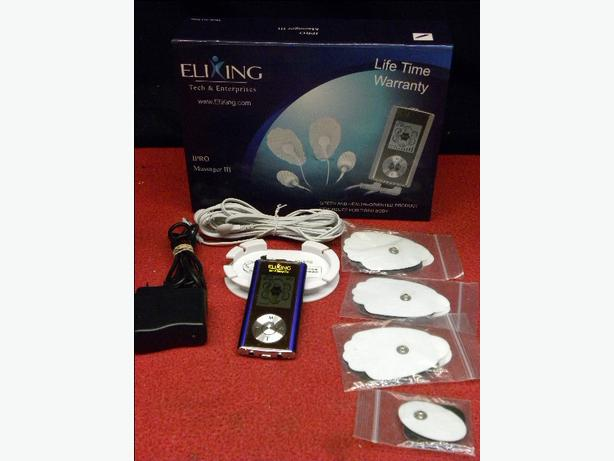 Eliking Tens digital massager III
