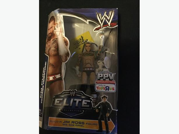 Wwe elite wrestling figure Cm punk