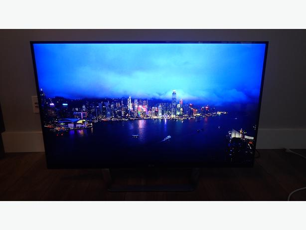 Top of the Line LG 3D LED TV