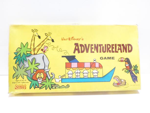 3 VINTAGE CHILDREN'S BOARD GAMES -- AS IS