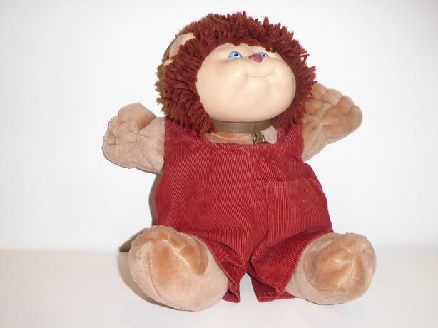 VINTAGE 1983 CABBAGE PATCH KOOSAS THE LION -- EXCELLENT CONDITION