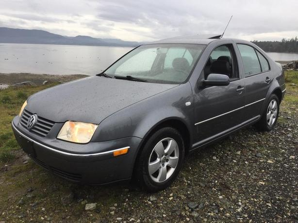 2004 VOLKSWAGEN JETTA ...LEATHER***