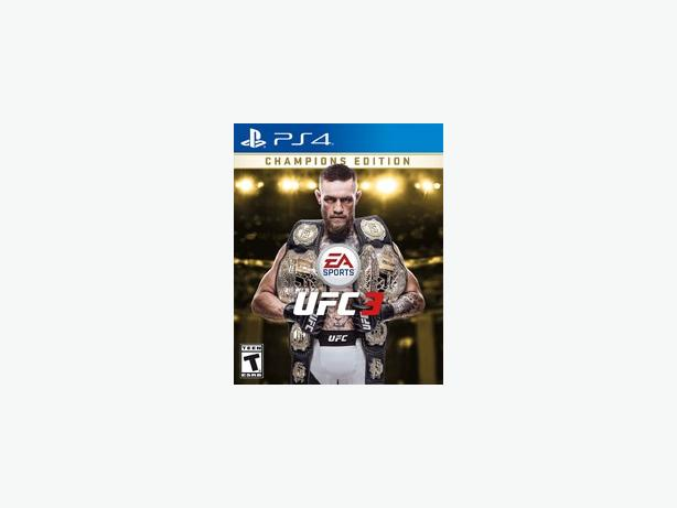UFC For PS4